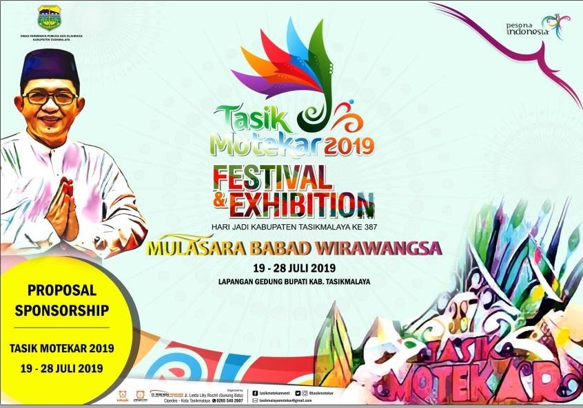 Hari Jadi Ke 387 Kabupaten Tasikmalaya Bakal Meriah Akan Tampilkan Tasik Motekar 2019 Festival Dan Exhibition
