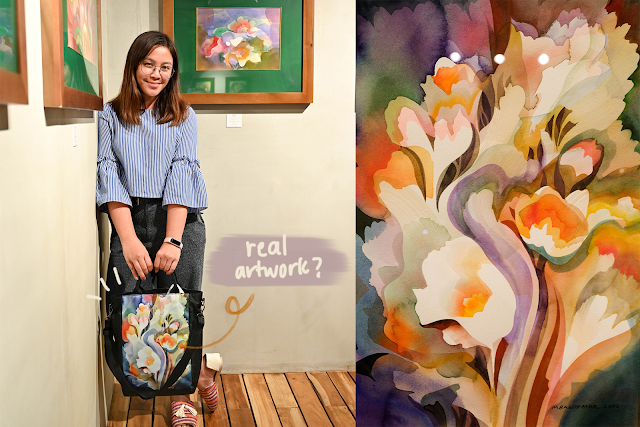Patty Villegas - The Lifestyle Wanderer - beabi - Manuel Baldemor - Floral Symphony Collection - title