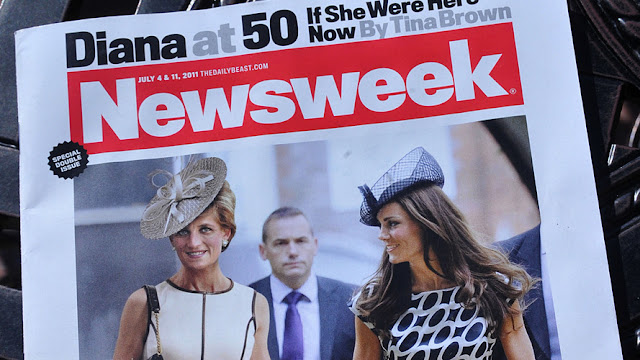 Newsweek Beralih ke Digital