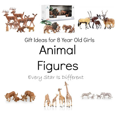 Animal Figure Gift Ideas for 8 Year Old Girls