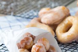 Original Glazed Donuts (Krispy Kreme Recipe Copycat)