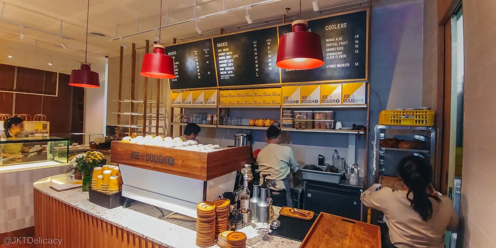 Jktdelicacycom Joe Dough Coffee Shop X Bakery From Singapore