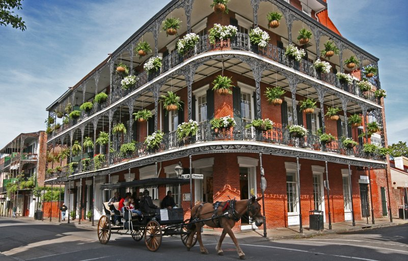 new orleans points of interest