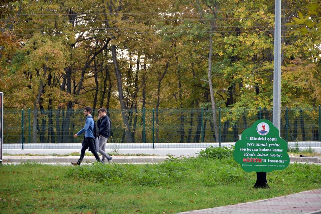 OMÜ Dumansız Yeşil Kampüs Olacak 2. resim