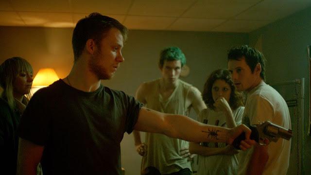 Green room recenisone film