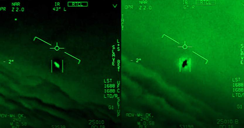 USS Nimitz Technician Breaks Silence On UFO Incident TIC1