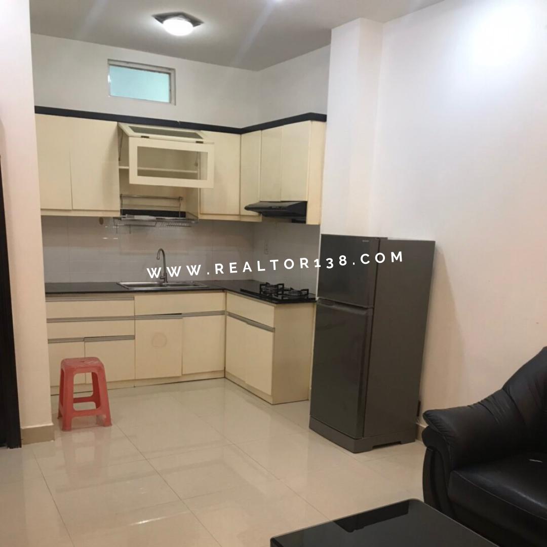 Cho thuê căn hộ dịch vụ đường số 71 phường Tân Quy quận 7