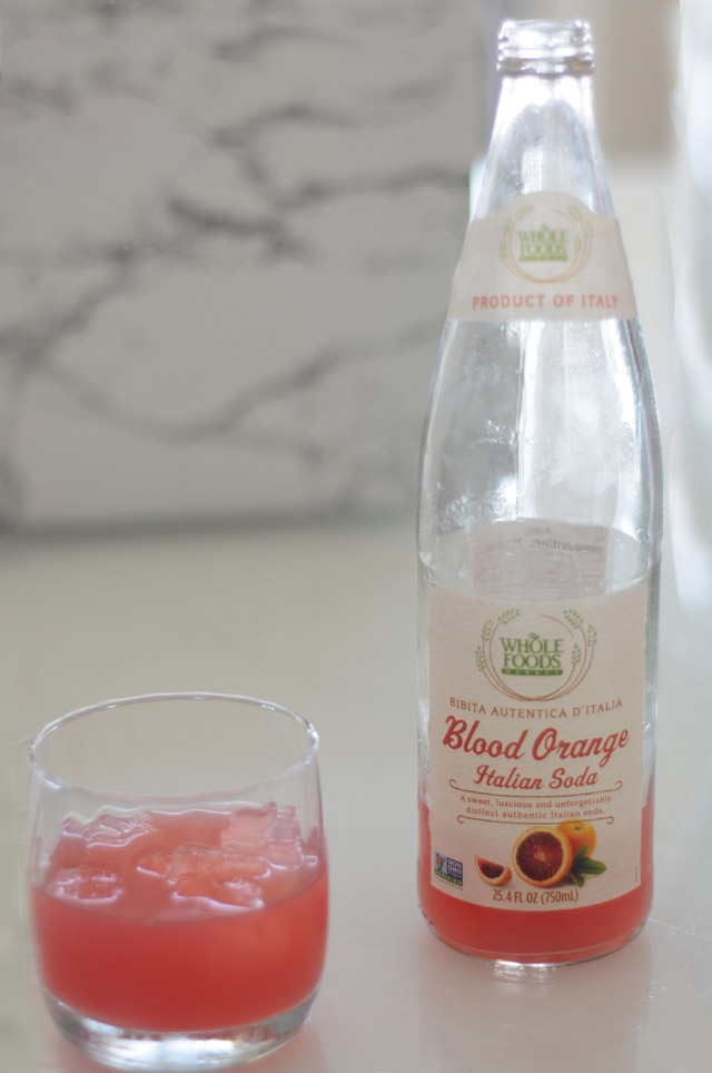 ... pomegranate flavors, but the soda also comes in pink grapefruit and
