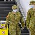 Σίδνεϊ: Ο στρατός της Αυστραλίας βγαίνει στους δρόμους για να τηρηθεί το lockdown