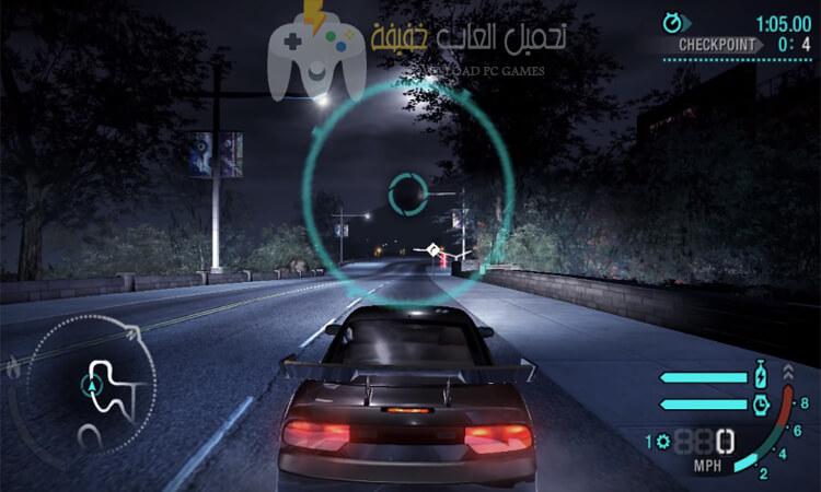تحميل Need for Speed Carbon للكمبيوتر بحجم صغير