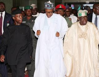 Osinbajo: Buhari, Biographer LIED In New Book - Tinubu's Men Say