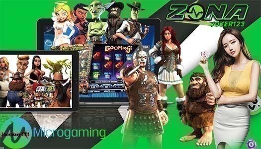 Game Slot Joker123 Gaming Uang Asli Terbaik Dan Terpercaya