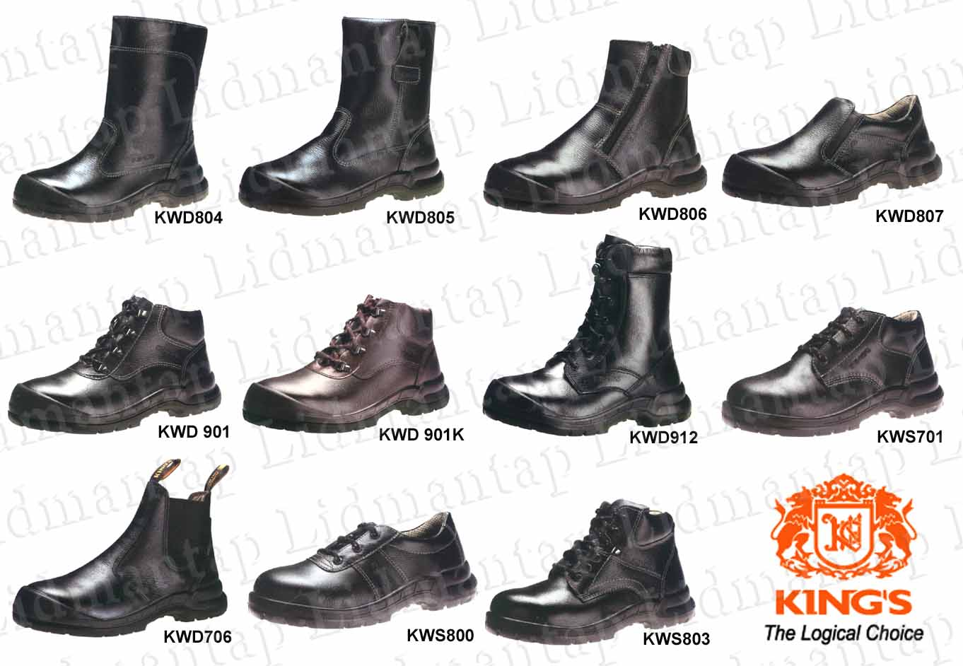 Sepatu Safety King Sepatu Safety Krisbow Sepatu Safety ...