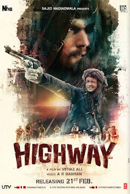 Highway 2014 Hindi BRRip 480p 400Mb ESub x264