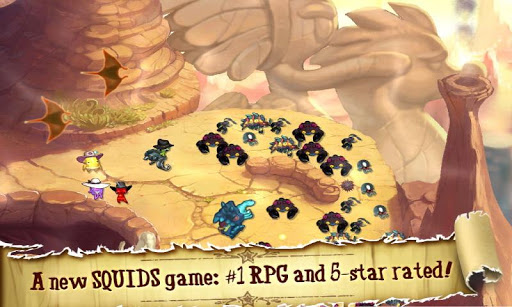 Squids Wild West HD v1.1.13 Apk Game Download