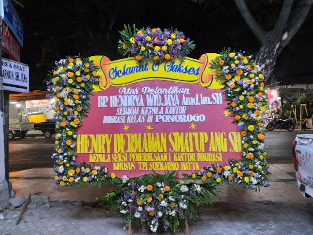 jual bunga papan murah surabaya, bunga papan surabaya toko kota sby jawa timur, bunga papan digital printing surabaya