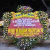 Papan Bunga Selamat & Sukses Henry Simatupang SH