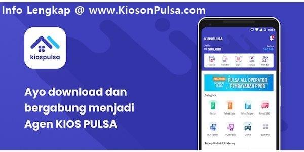 Mari Bisnis Jualan Pulsa Elektrik Murah All Operator Bersama KiosonPulsa.com CV Multi Payment Nusantara