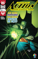DC Renascimento: Action Comics #1003