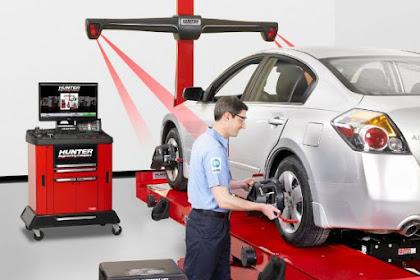 Mengenal  Wheel Alignment  Dan Faktor - Faktor Yang Mempengaruhinya