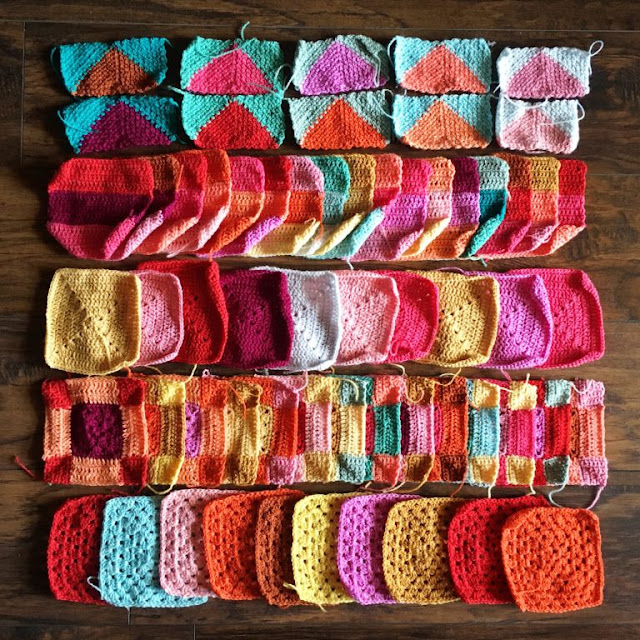 The Art of Crochet Blankets by Rachel Carmona of Cypress Textiles
