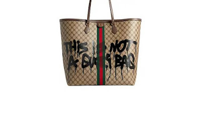 Tas This Is Not a Gucci Bag