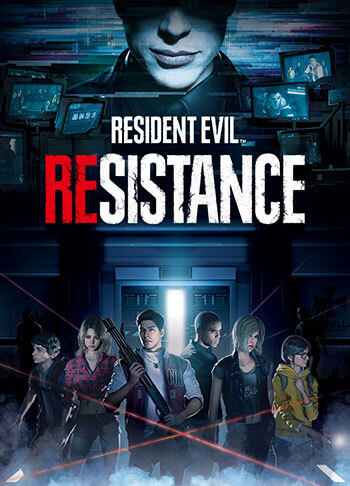 تحميل لعبة Resident Evil Resistance للكمبيوتر برابط مباشر