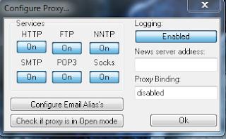 Analog X Proxy