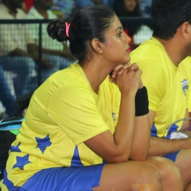 Malayalam actresses latest photos from celebrity badminton league 2016