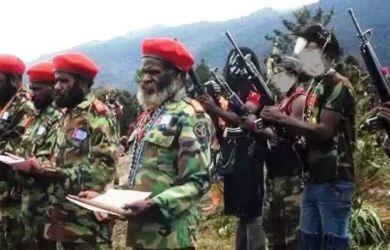 Cerita Kekejaman Pimpinan OPM di Papua Habisi Sipil dan Tentara