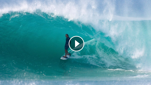 """Jacob """"Zeke"""" Szekely in CHICHARITO Surf Film Best Surf Trip Ever"""