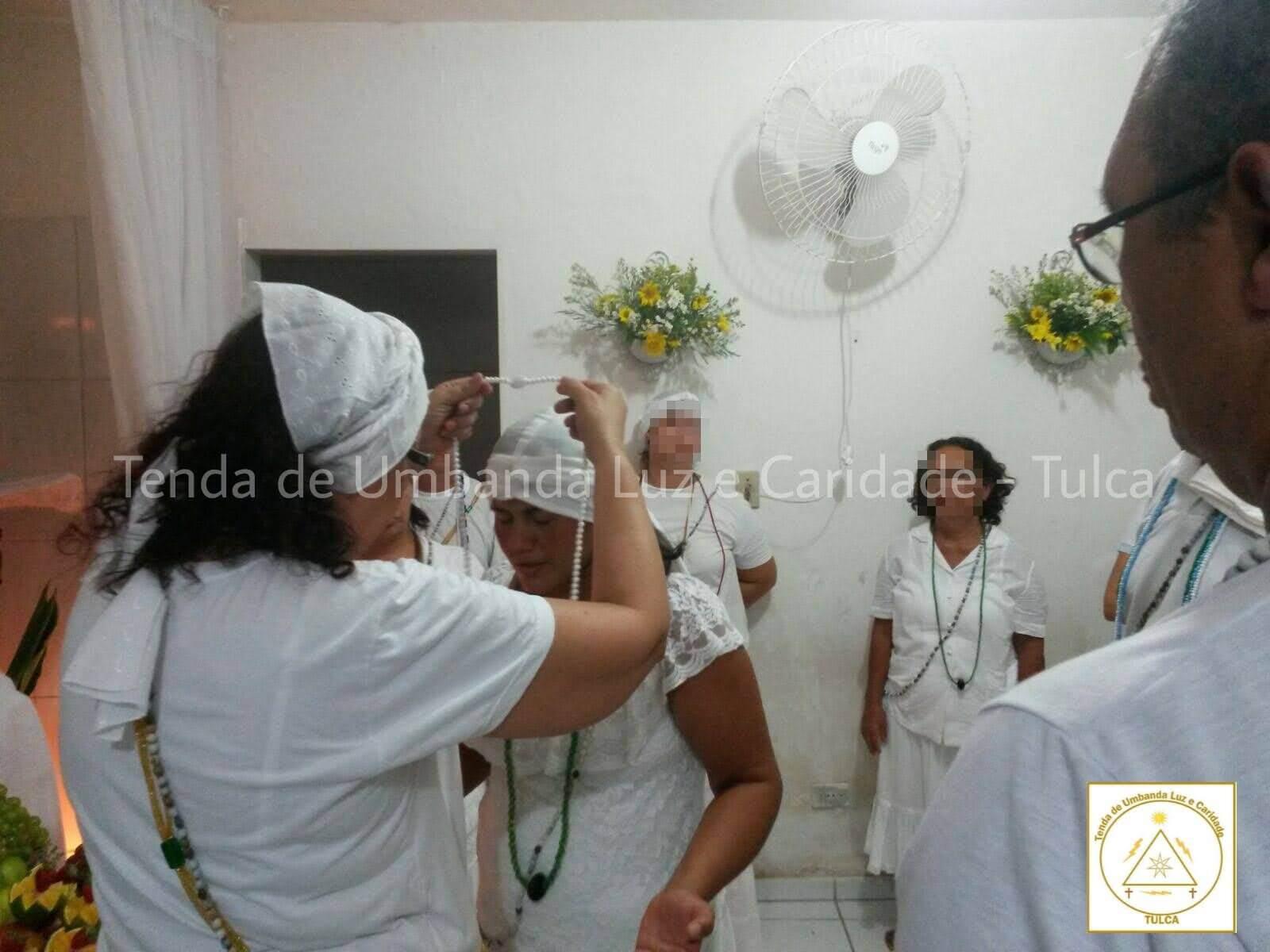 Batismo na Tulca