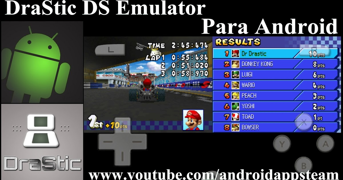 Drastic Ds emulator zippy