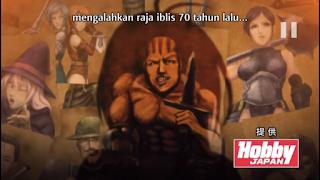 Download Manga Bikini Warriors: Teman dari Kedai Mungkin Mengecewakan 07 Subtitle Indonesia
