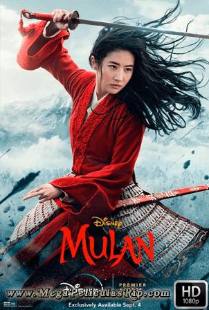 Mulan (2020) [1080p] [Latino-Ingles] [MEGA]