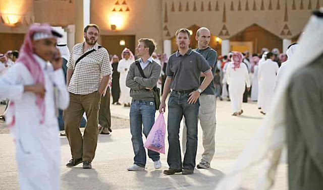 Saudi Expats and Citizens can host guests for 90 days on Host Visa soon