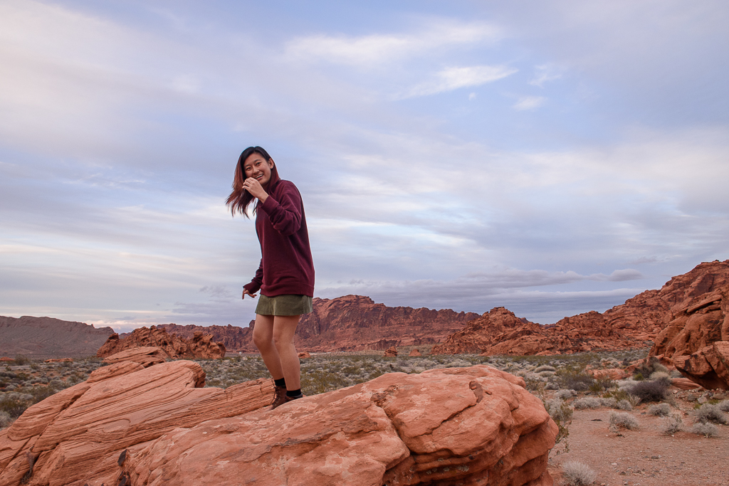 what to see at valley of fire state park nevada