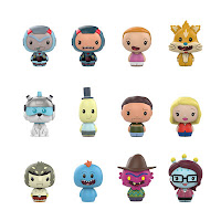 Pint Size Heroes: Rick and Morty  Hot Topic