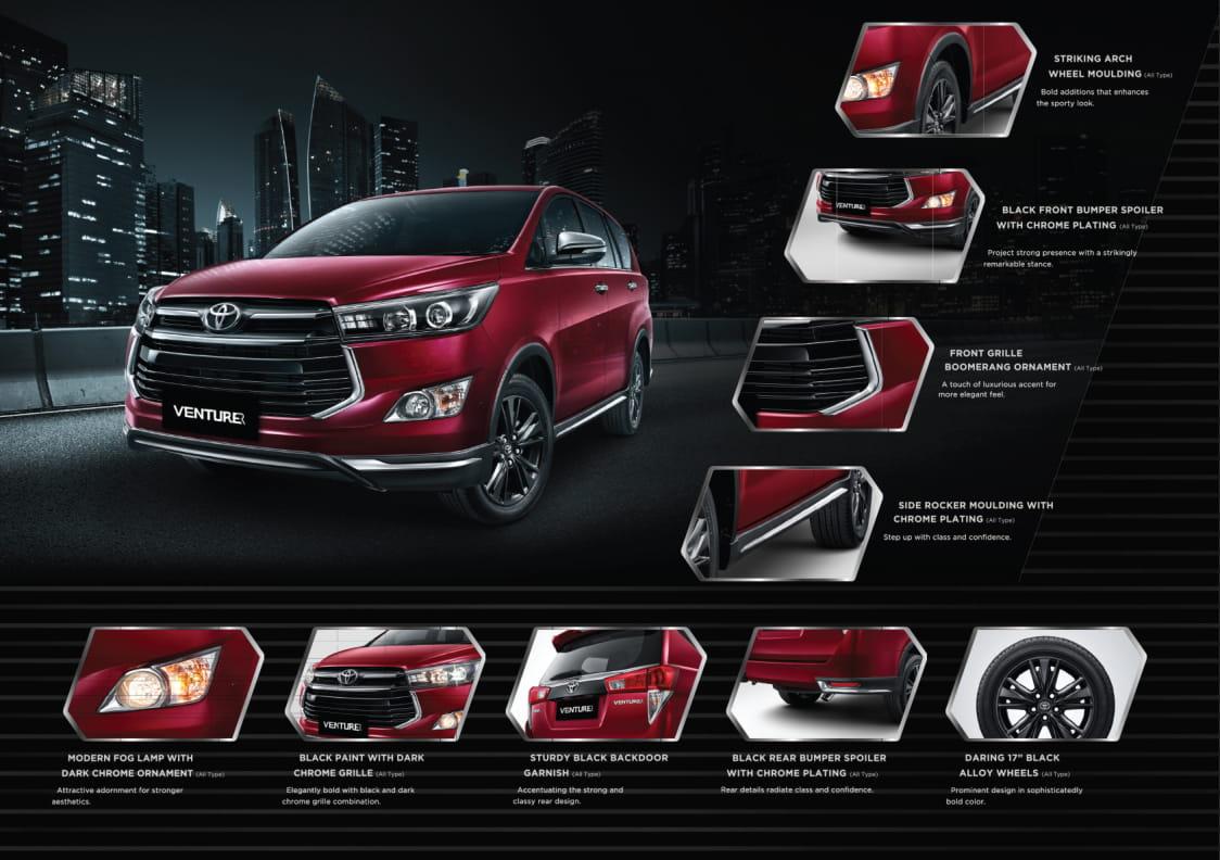 New Venturer - Info Promo & Harga Toyota Venturer Bali 2020