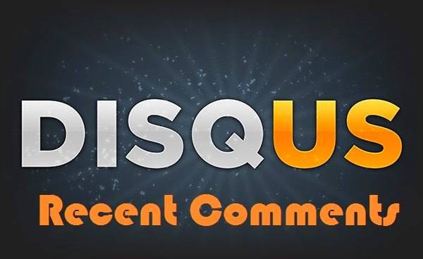 Add Disqus Recent Comments Widget to Blogger