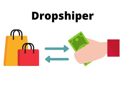 bisnis online menjadi dropship