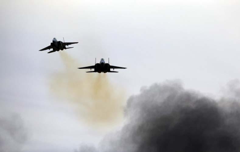 Israel Bombardir Jalur Gaza dengan Serangan Udara