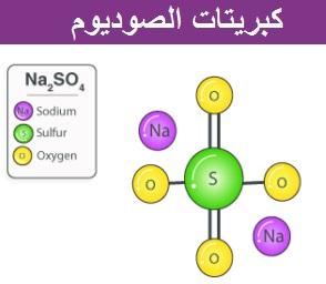 كبريتات الصوديوم