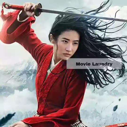 Mulan (2020) movie review and rating.