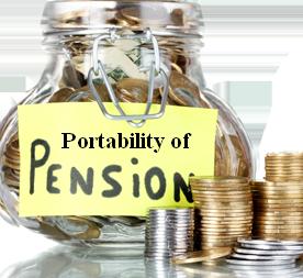 Pension Portability