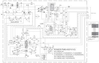 Schematic Diagrams: Philips Plasma display FM23 - main ... on