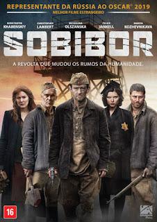Sobibor: A Revolta Que Mudou os Rumos da Humanidade - BDRip Dual Áudio