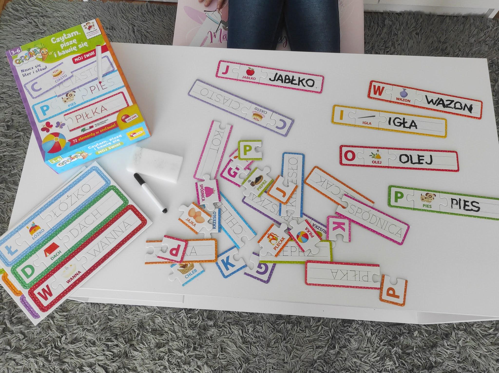 Jak nauczyć dziecko pisać i czytać