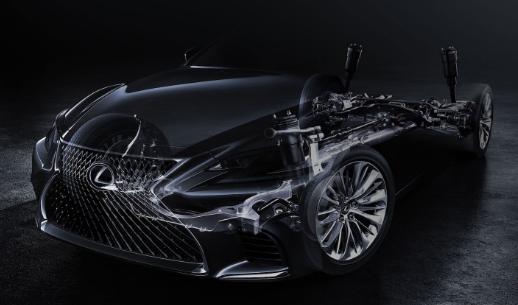 2019 Lexus LS500 Release Date