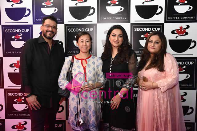 Launching of Seconed Cup Cafe In Islamabad